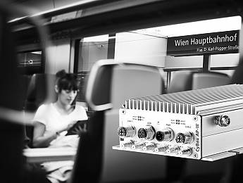 Wireless Access Point in Railjet