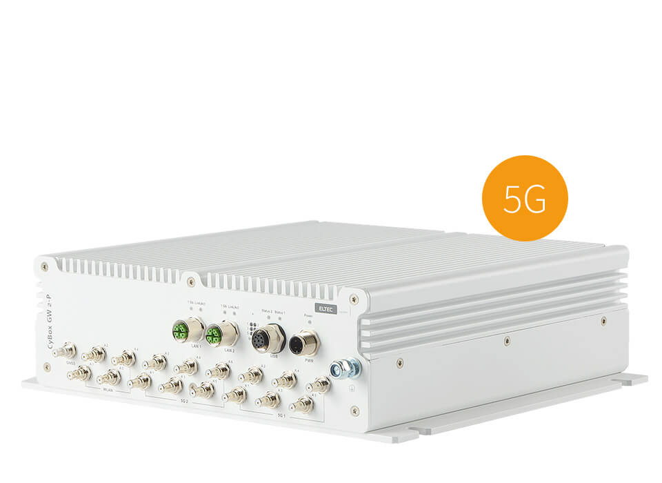 Wireless 5G Gateway CyBox GW 2-P