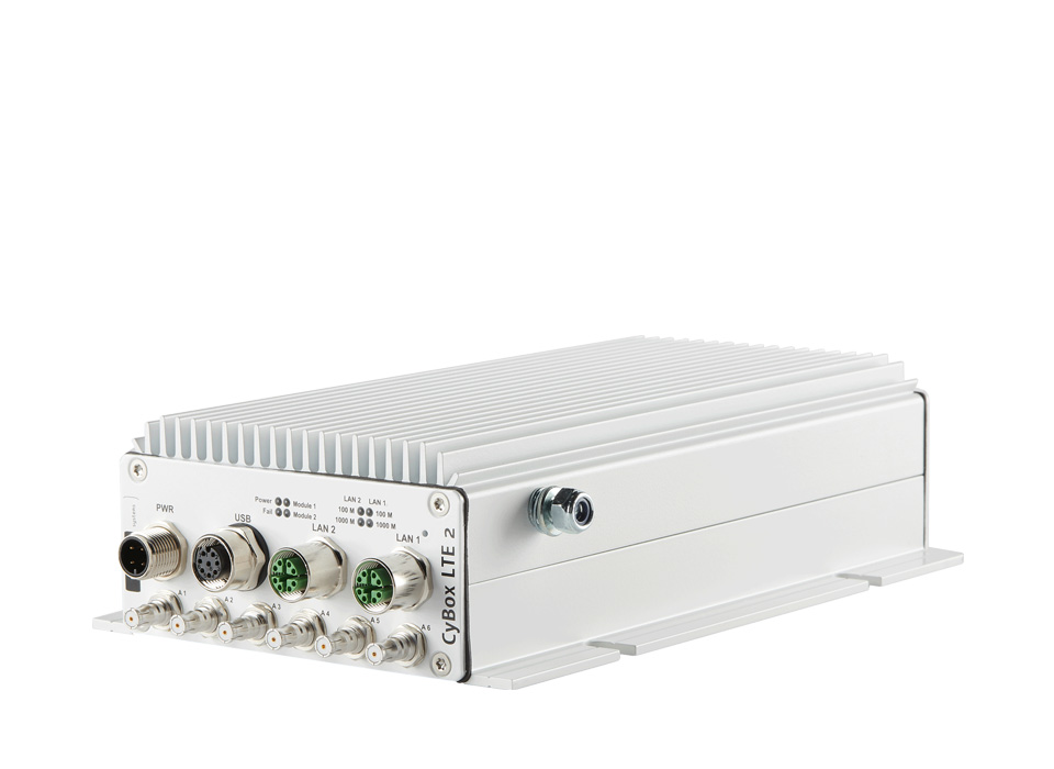 LTE Router CyBox LTE 2-W